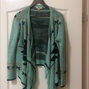 Ya Tribal Cardigan - Med